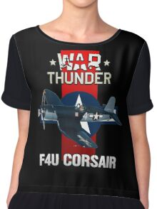 War Thunder F4U Corsair Chiffon Top