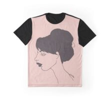 Lisette (Pink) Graphic T-Shirt