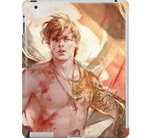 BBC Merlin: The Dragon Rises (Pen Y Ddraig) iPad Case/Skin