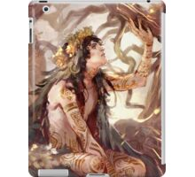 BBC Merlin: The Dragon Rises (World Tree) iPad Case/Skin