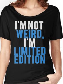 I'm Limited Edition Women's Relaxed Fit T-Shirt