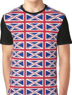 Infinite Union Jack Graphic T-Shirt