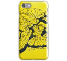 island plants iPhone Case/Skin