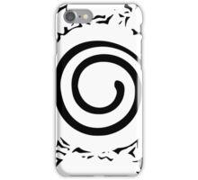 Naruto Shiki Fuujin Ninetails seal iPhone Case/Skin