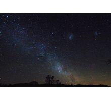 Western NSW Sky Photographic Print