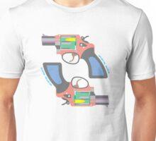 GUNS DON'T KILL, BULLETS DO Unisex T-Shirt