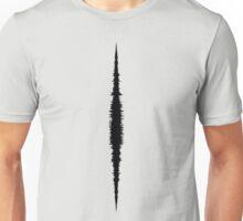 slit Unisex T-Shirt