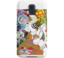 Girl Spy 99 Samsung Galaxy Case/Skin