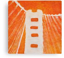 Bay Bridge - 11 Canvas Print