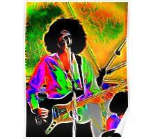 Retro Rocker Poster