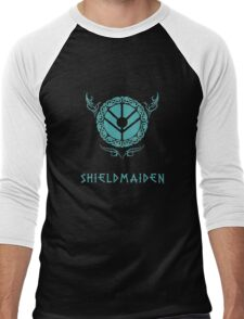 Lagertha Shieldmaiden Shirt Men's Baseball ¾ T-Shirt