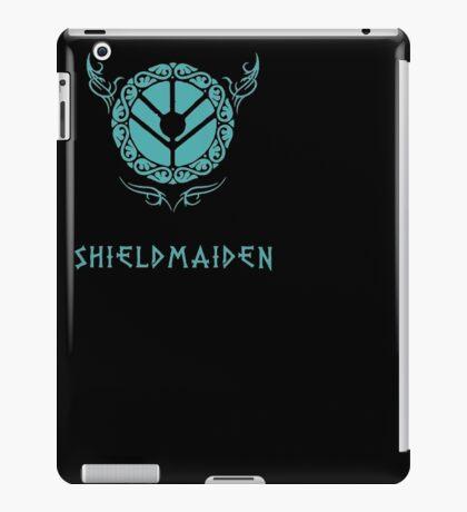 Lagertha Shieldmaiden Shirt iPad Case/Skin