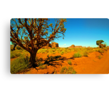 Way Out West Canvas Print