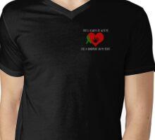 Show your support for Anencephaly Hope! Raise awareness! Mens V-Neck T-Shirt