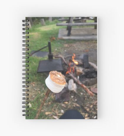 Toasted! Spiral Notebook