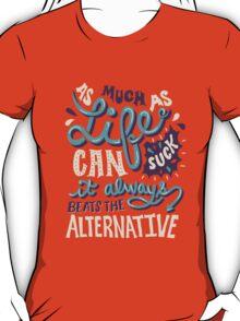 Paper Towns: It Beats The Alternative T-Shirt