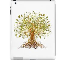 Colorful Modernist Tree 13 iPad Case/Skin