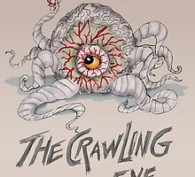 The Crawling Eye by Kim  Harris