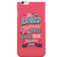Paper Towns: Mysteries iPhone Case/Skin