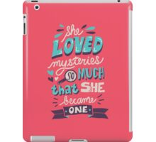 Paper Towns: Mysteries iPad Case/Skin