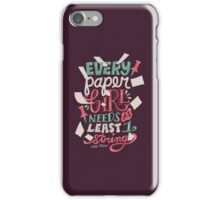 Paper Towns: Paper Girl iPhone Case/Skin