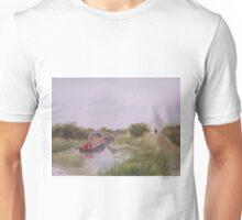 Slapton Lock Unisex T-Shirt
