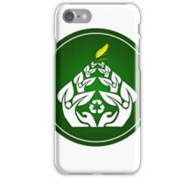 Eco Anaphora iPhone Case/Skin