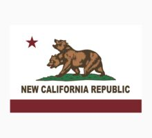 New California Republic Flag Original  T-Shirt