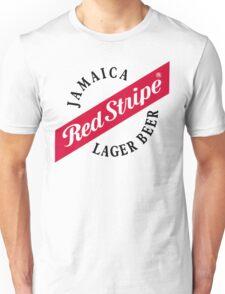red stripe Unisex T-Shirt