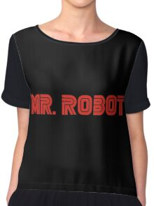 Mr Robot Chiffon Top