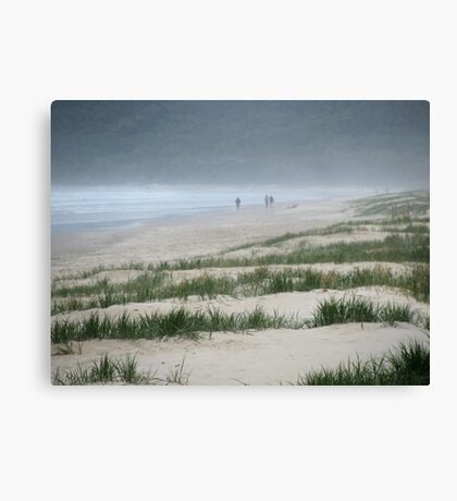 dune runners Canvas Print