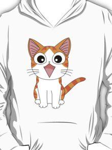 Smiling Kitten T-Shirt