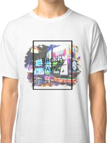 Broadway Aesthetic Classic T-Shirt
