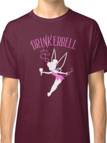 Drinker bell (pink color) Classic T-Shirt