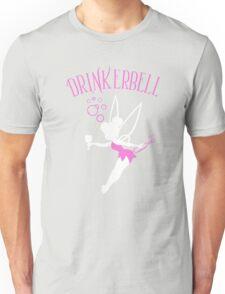 Drinker bell (pink color) Unisex T-Shirt
