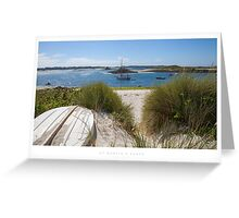 St Martin's, Isles of Scilly Greeting Card