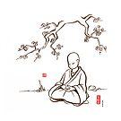 Meditation by 73553
