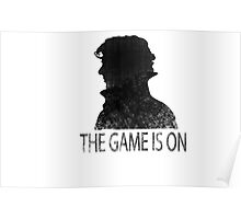 The Game is On! Poster