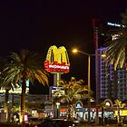 Maccas in Vegas by Malcolm Katon