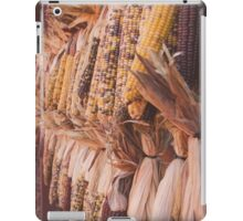 Indian Corn 4 iPad Case/Skin