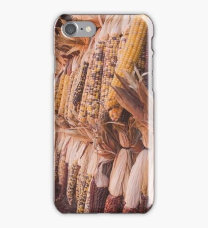 Indian Corn 4 iPhone Case/Skin