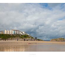 Tenby by Andrew Roland