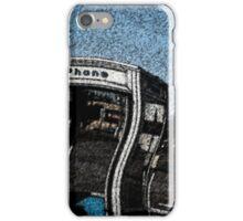 A Poor Man's Tardis iPhone Case/Skin