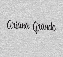 Ariana Grande / Problem era Logo by GenesisDesigns