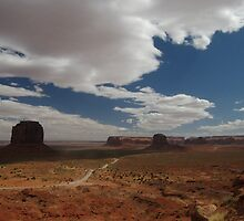 Monument Valley by Régis Charpentier