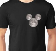 Mickey Moon small (see also: BIG) Unisex T-Shirt