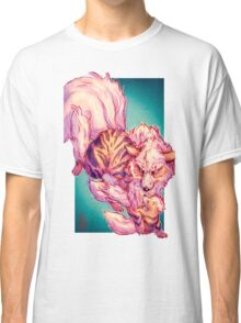 Arcanine and Growlithe- Pokemon Classic T-Shirt
