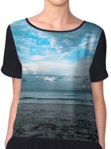 Beach, Darling Chiffon Top