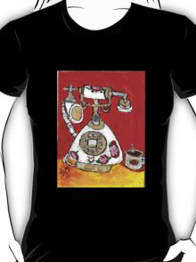 Telephone & Tea T-Shirt