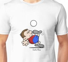 2014 World Cup - Costa Rica Unisex T-Shirt